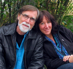 Andrea and Carl Strathmeyer
