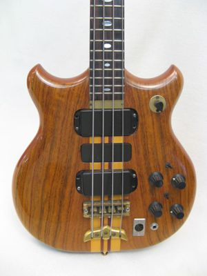 Alembic Series 1 Short Scale bass